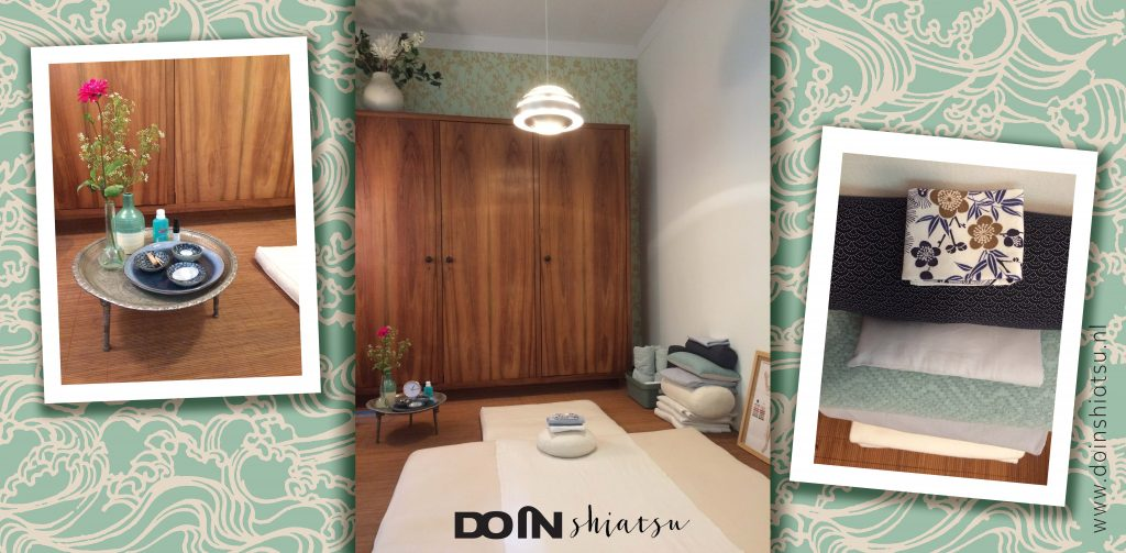 Interieur Do In Shiatsu Praktijk in Westerpark Amsterdam